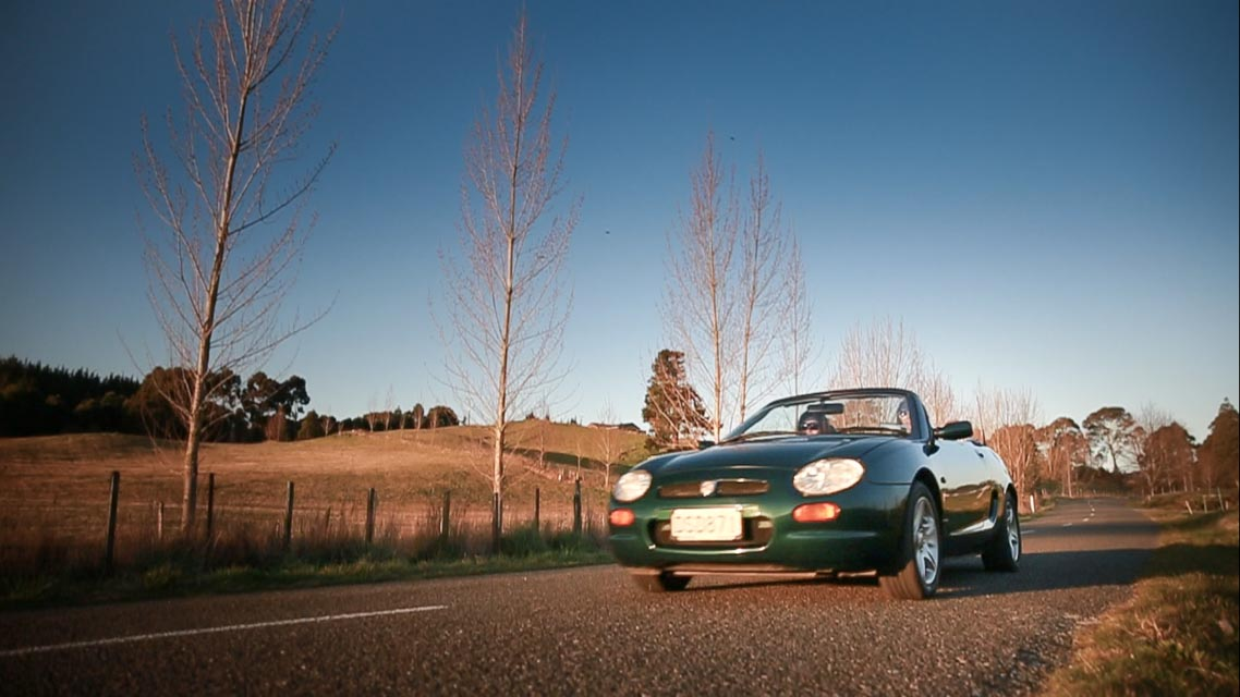 MGF For Hire Nelson