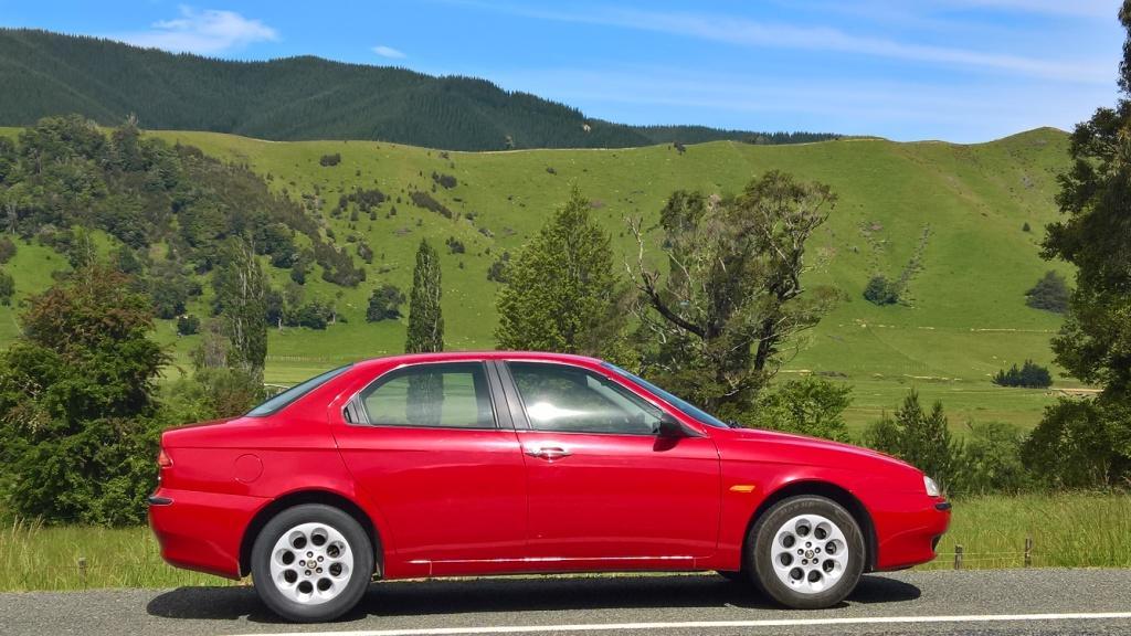 2000 Alfa Romeo 156 V6 (auto)