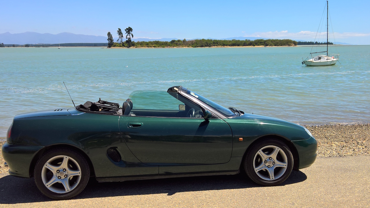 MGF For Hire Nelson By Sea