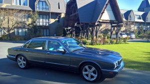 Roam James - a Majestic Daimler at your beck and call...